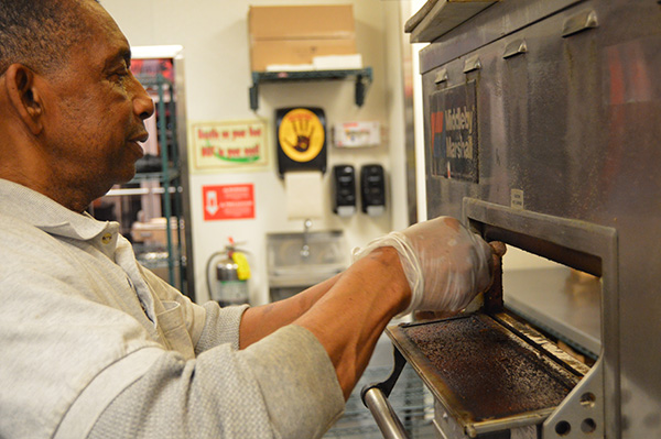 Before Photos – Restaurant Oven Cleaning